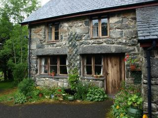Ty Trol Cottage in  Southern Snowdonia - Brithdir vacation rentals