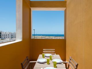 Seaview Terrace/Solarium/Wifi/ Pool beach apt - El Cotillo vacation rentals