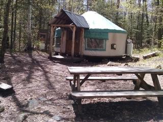 Hike in Backcountry Yurt Rentals - Minerva vacation rentals