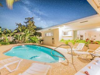 1: Terra-Mar-By-The-Sea: 5 Min Walk to Ocean: Heated, Salt Water Pool - Pompano Beach vacation rentals