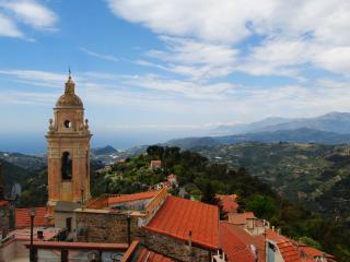 Towerhouse in medieval village of Seborga,Liguria - Seborga vacation rentals