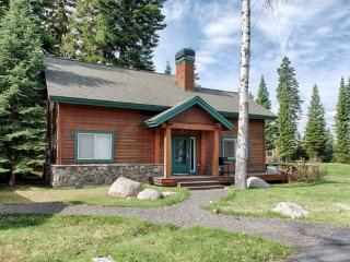 Fairway Cottage - Golf course frontage, Hot Tub - McCall vacation rentals