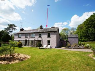 Y Fro: Large Garden, Glorious Countryside - 411367 - Tregaron vacation rentals