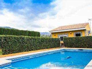 Lovely Villa Vanessa in Peaceful Countryside - Alhaurin de la Torre vacation rentals