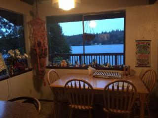 Waterfront House- Private Island Getaway - Lakebay vacation rentals