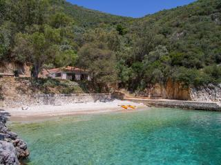 Villa Trianda, a true gem just 27 steps from the beach! - Sivota vacation rentals