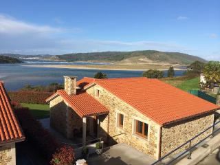 Brand new luxurious waterfront villa - Cabana de Bergantinos vacation rentals