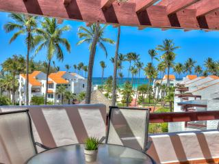 Oceanview 2BDR Beach Apartment S-G402 - Bavaro vacation rentals