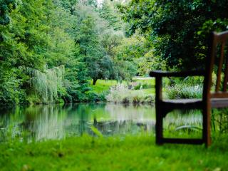 Lake view Vendée Holiday Cottage - La Caillere vacation rentals
