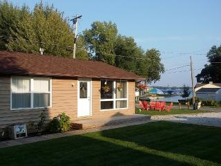 Lake Wawasee Channel Front with Partial Lake View - Syracuse vacation rentals