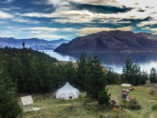 Glamping at 'Mt Gold', Lake Wanaka, NZ - Wanaka vacation rentals