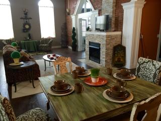 Luxury Loft-Historic building close to Starved Rock State Park. - Utica vacation rentals