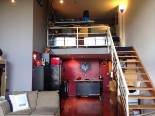 Bright, cool, convenient loft, HEART of downtown! - Vancouver vacation rentals