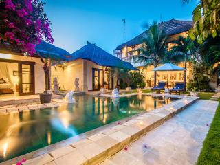 3 Bedrooms - Villa Arjuna - Central Seminyak - Seminyak vacation rentals