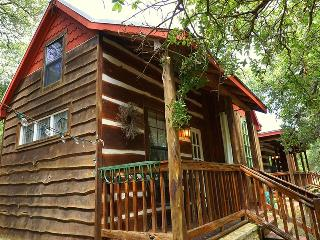 Beautiful 3 bedroom Cabin in Wimberley with Deck - Wimberley vacation rentals