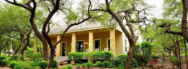 Gorgeous 5 bedroom Cabin in Wimberley - Wimberley vacation rentals