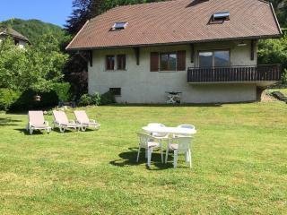 TALLOIRES, 2 min du lac, Calme, 4PERS - Talloires vacation rentals