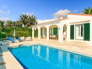 Comfortable Villa with Internet Access and Television - S'Algar vacation rentals