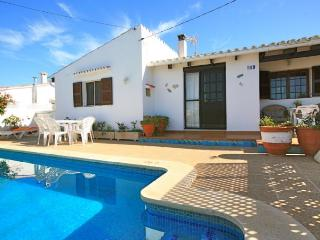 3 bedroom Villa with Internet Access in Cala'n Porter - Cala'n Porter vacation rentals