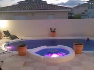 VILLA PARADISE - Carnon vacation rentals