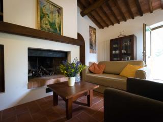Gelsomino apartment in Tuscan country house - San Dalmazio vacation rentals