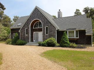 KATAMA VACATION HOME SET AMOUNG ISLAND OAKS & PINES NICE YARD AND LARGE DECK - Edgartown vacation rentals