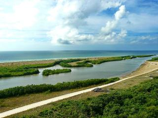 Colorful beachfront condo w/ heated pool & balcony with an ocean view - Marco Island vacation rentals