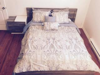 Bright clean full apt with parking - Montreal vacation rentals