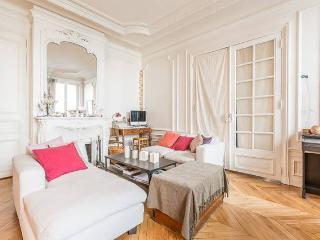 Family flat with garden near Opera - Paris vacation rentals