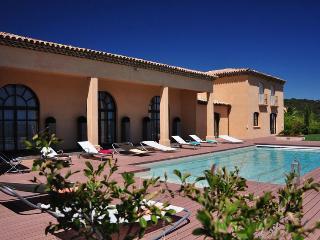 Villa EdenLou Vue panoramique Golfe de SaintTropez - Grimaud vacation rentals