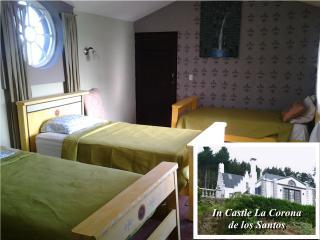 The Emerald Suite in Castle La Corona Costa Rica - Santa Cruz de Leon Cortes vacation rentals