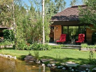 A picturesque cabin tucked into the peace of the Aspens - Wilson vacation rentals