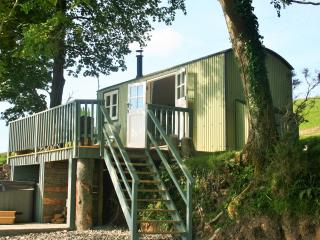 The Shepherds Hut Brean Park Farm - Lostwithiel vacation rentals