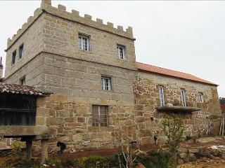 Charming monastery in lovely natural environment - Ribadumia vacation rentals