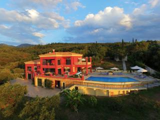 Stylish Regina Rossa Main House w great sea views! - Roda vacation rentals