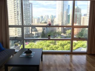 Downtown  Vancouver in the Heart City - Vancouver vacation rentals