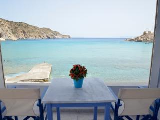 Boat House on Firopotamos Beach, Milos - Plaka vacation rentals