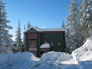 Aynsley Lodge - Silver Star Mountain vacation rentals