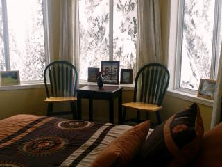 Convenient Condo with Deck and Internet Access - Silver Star Mountain vacation rentals