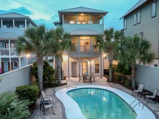 AQUASCAPE: Coastal Retreat with New Updates, Gulf Views, Private Pool, 5* Rated - Santa Rosa Beach vacation rentals