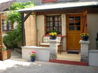 Loire Valley Cottage, near Saumur/Bourgueil. - Parcay-les-Pins vacation rentals
