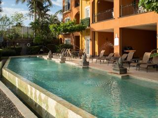 Beautiful 2BR oceanview condo- custom kitchen, shared pool  (HOR206) - Tamarindo vacation rentals