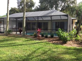 Private Home on Waterway and Walking/Biking Path - Venice vacation rentals