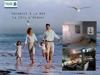 Grande maison vacances à la mer de 6 à 12/15 personnes, accès direct à la plage - Ronce-les-Bains vacation rentals