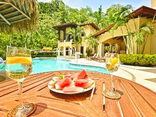 Amazing Tropical Luxury Home with jungle view & privacy at Los Sueños! - Herradura vacation rentals