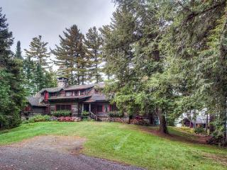 Extraordinary J.P. Morgan Adirondack Great Camp - Raquette Lake vacation rentals