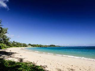 Beachside Getaway Estate - 2 units, steps to beach - Laie vacation rentals