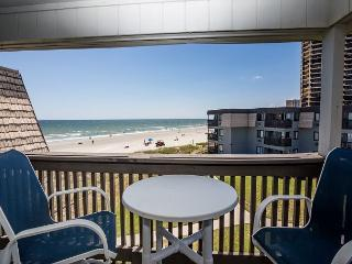 Great Unit, Awesome Ocean View! 2 Bed/2 Bath Shore Drive, Myrtle Beach #335 - Myrtle Beach vacation rentals