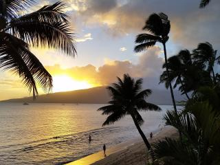 View, View, and More Views - Beachfront  2Br/2Ba - Kihei vacation rentals