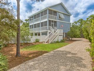 3BR/3BA Beach Beauty w/ Private Pool! - Saint George Island vacation rentals